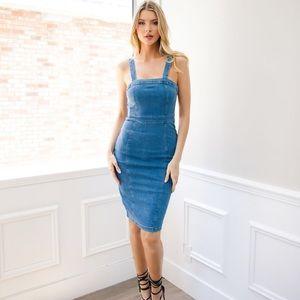 Baby Blues Denim Dress
